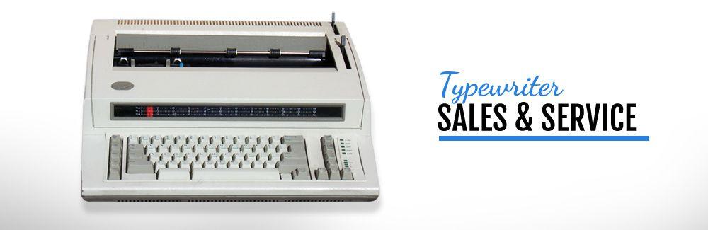 Typewriter Sales & Service