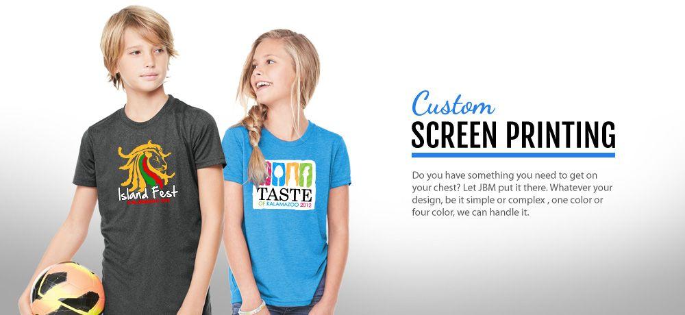 JBM Custom Screen Printing